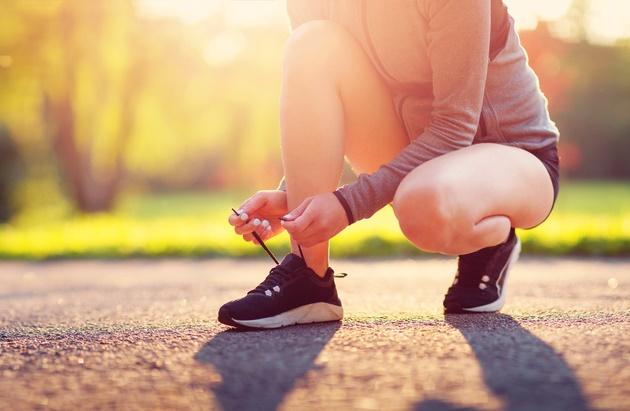 Sport Überlasstungsschmerzen